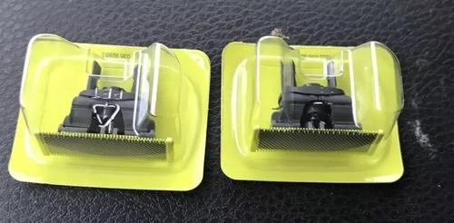 kit 2 lamina refil oneblade qp210 one blade pro original!!!