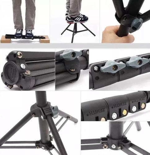 kit 2 lámparas 130 leds medianos p/video y foto + 2 tripies