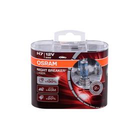 Kit 2 Lamparas H7 Osram Night Breaker Laser 12v 55w Germany