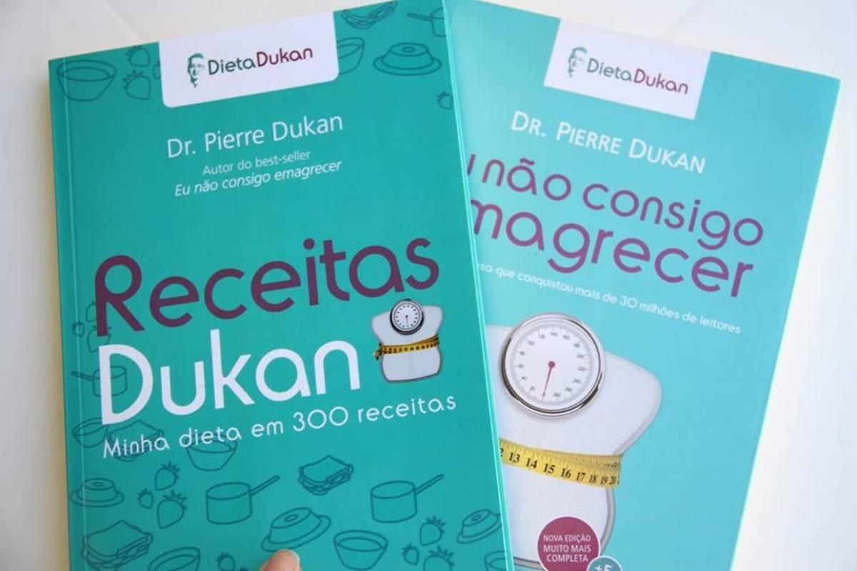 Kit 2 Livros Eu Nao Consigo Emagrecer E Receitas Dukan