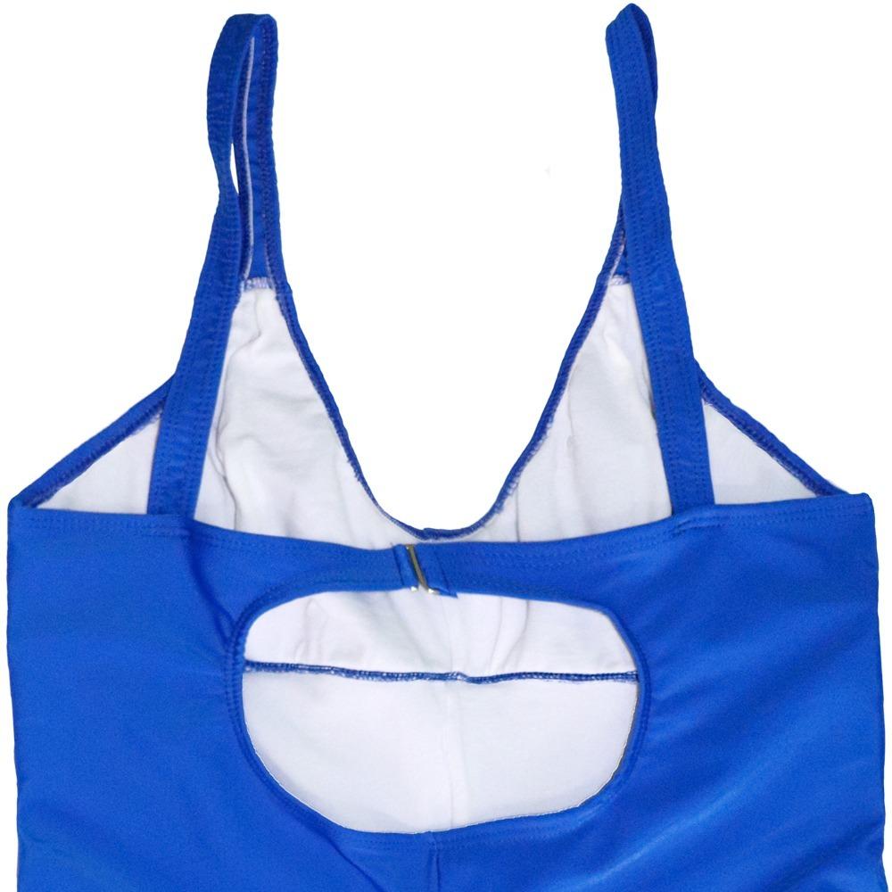 bf3ff351f kit 2 maiô natação hidroginástica todo forrado sem bojo. Carregando zoom.