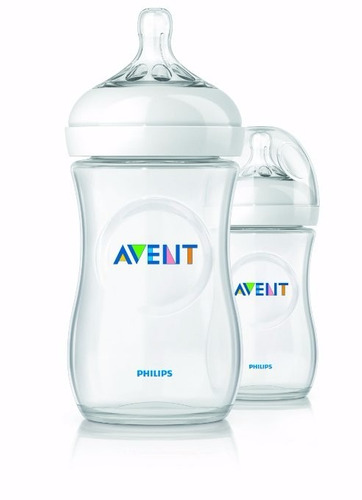 kit 2 mamadeiras pétala avent 260ml