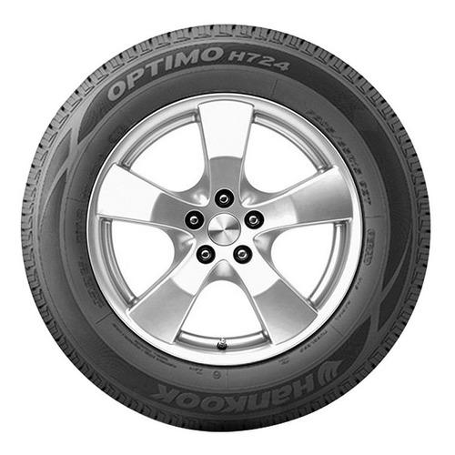 kit 2 neumático 165 70 r13 t optimo h735 hankook