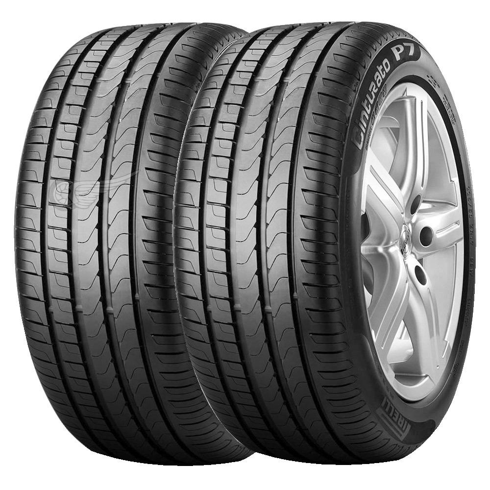 76ae1c7fb kit 2 neumático pirelli p7 cinturato 225 45 r17 peugeot bora. Cargando zoom.