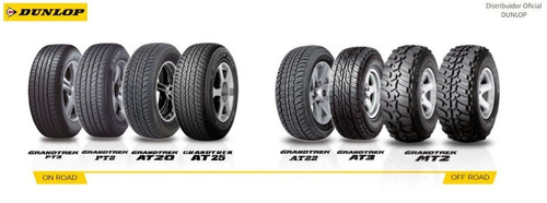 kit 2 neumaticos dunlop grandtrek at3 215/65 r16 98h