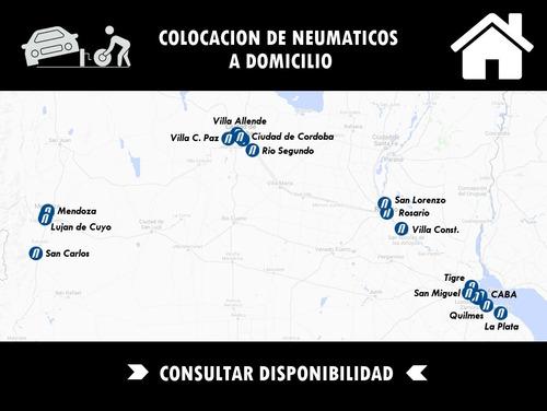 kit 2 neumaticos goodyear assurance 165/70 r13 envío/cuotas