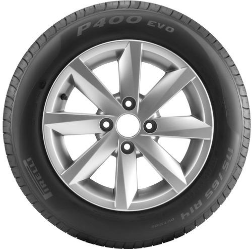 kit 2 neumaticos175/65r14 82t p400 evo pirelli envio gratis