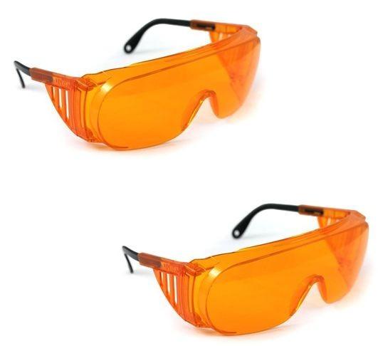 bdfb25bc0 Kit 2 Óculos - Bloqueador Luz Azul Indicados P/ Lair Ribeiro - R ...