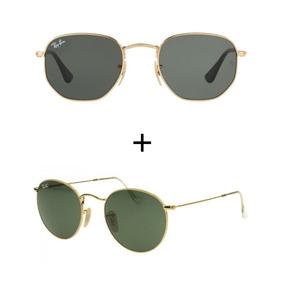 493a1026c Ray Ban Aviador Barato - Óculos no Mercado Livre Brasil