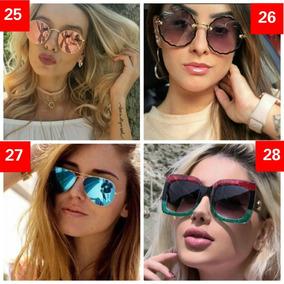 8ea91aaa6 Oculos Blogueira De Sol - Óculos no Mercado Livre Brasil