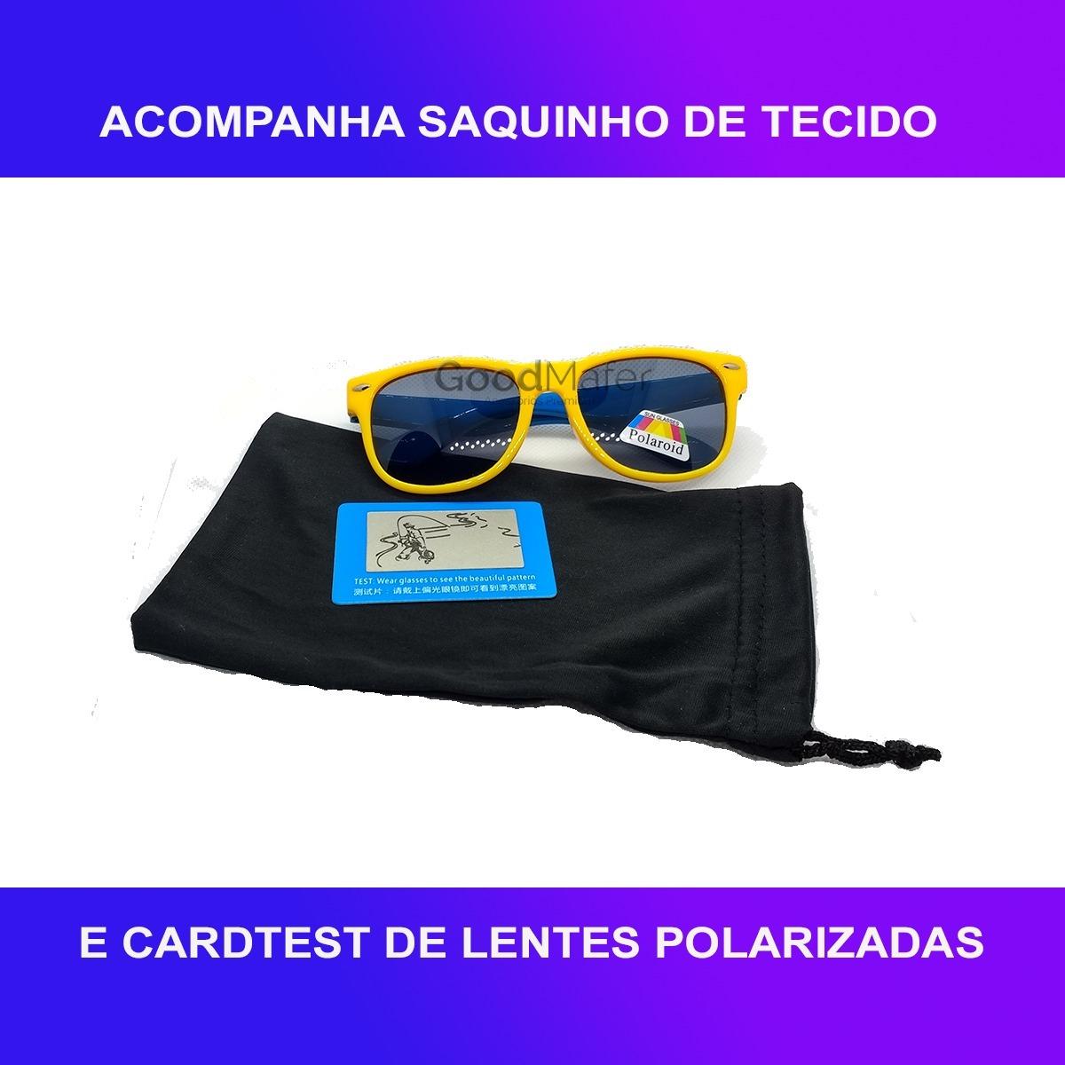 Kit 2 Óculos Infantis Flexíveis Uv400 + 2 Brindes - R  110,00 em ... 62b3b51ef3