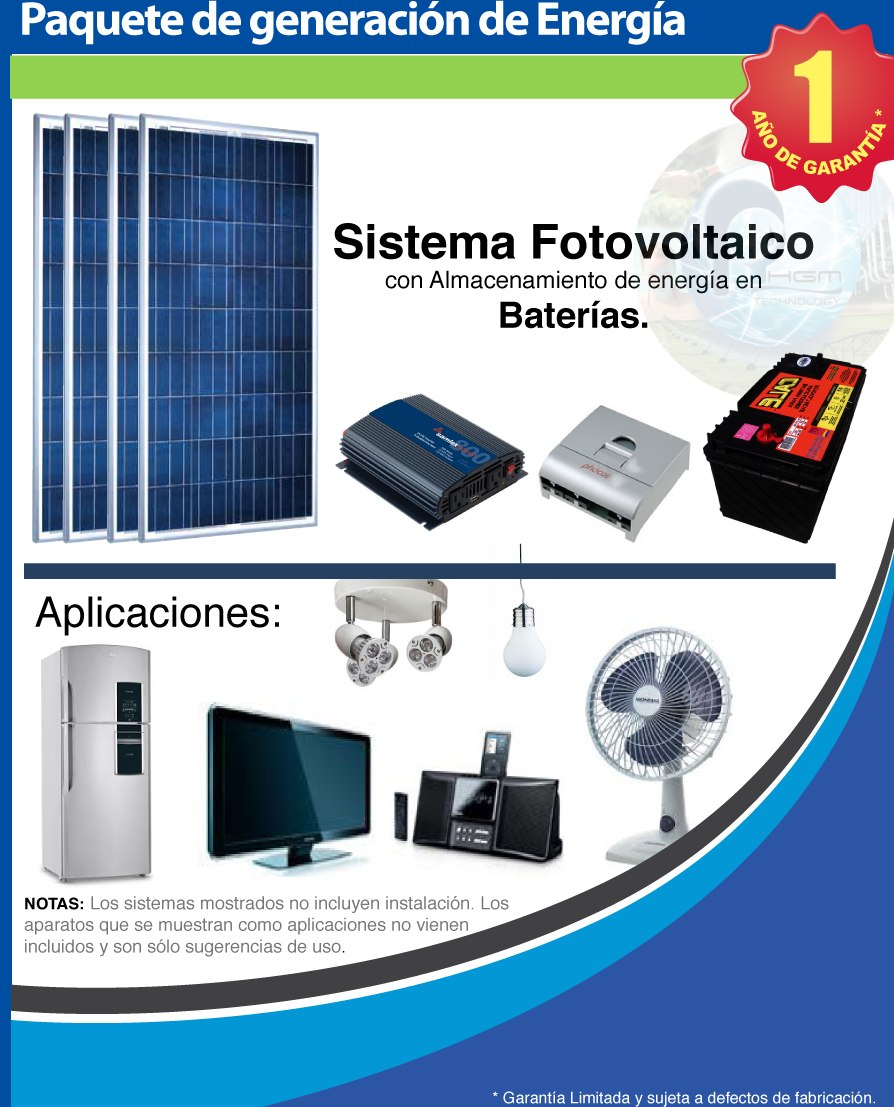 Kit 2 Panel Solar Fotovoltaico Planta Electrica Solar 2