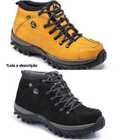 3f61e453c8 Bota De Caminhada Timberland no Mercado Livre Brasil