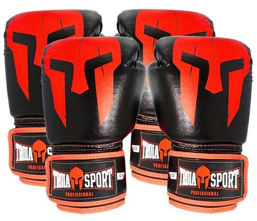 115321f6843bb Kit 2 Pares De Luva Boxe  Muay Thai Profissional- Promoção! - R  140 ...