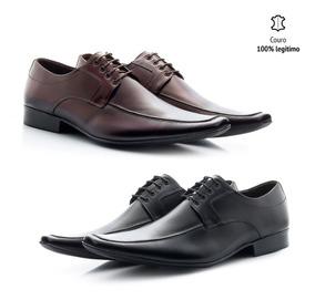 d37664c03 Sapatos Sociais e Mocassins para Masculino Sociais com o Melhores Preços no  Mercado Livre Brasil