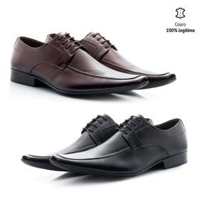 c486e98731 Sapato Social Masculino Couro Legitimo - Sapatos Sociais Masculino ...