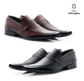 b36e5bce6 Sapato Social Masculino Bigione - Sapatos Sociais e Mocassins Sociais para  Masculino com o Melhores Preços no Mercado Livre Brasil