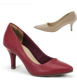 76a008bb7 Saltos Medio Baratos - Sapatos com o Melhores Preços no Mercado ...