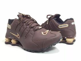 49fff9ded56 Nike Shox Nz Preto E Laranja - Tênis no Mercado Livre Brasil