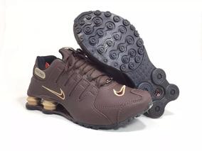 f1556036e32 Dourado Nike Shox Energia 5 Molas