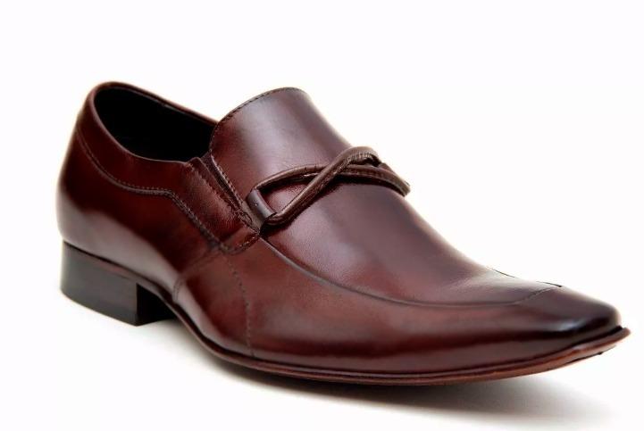 edee62127d Kit 2 Pares Sapato Masculino Executivo Inglês Solado Couro - R  308 ...