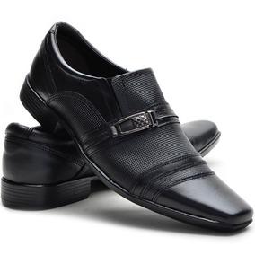 a47c20a3d7 Sapato Social Preto Branco - Sapatos para Masculino no Mercado Livre ...