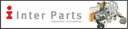 kit 2 parrilla suspension peugeot 207 compact