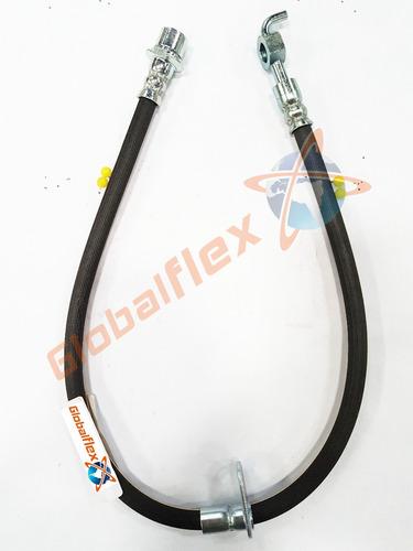 kit 2 pçs flexivel freio dianteiros toyota corolla