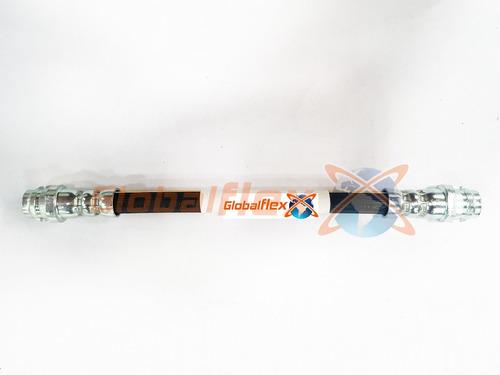 kit 2 pçs flexivel freio traseiro vw fox/polo/cross fox