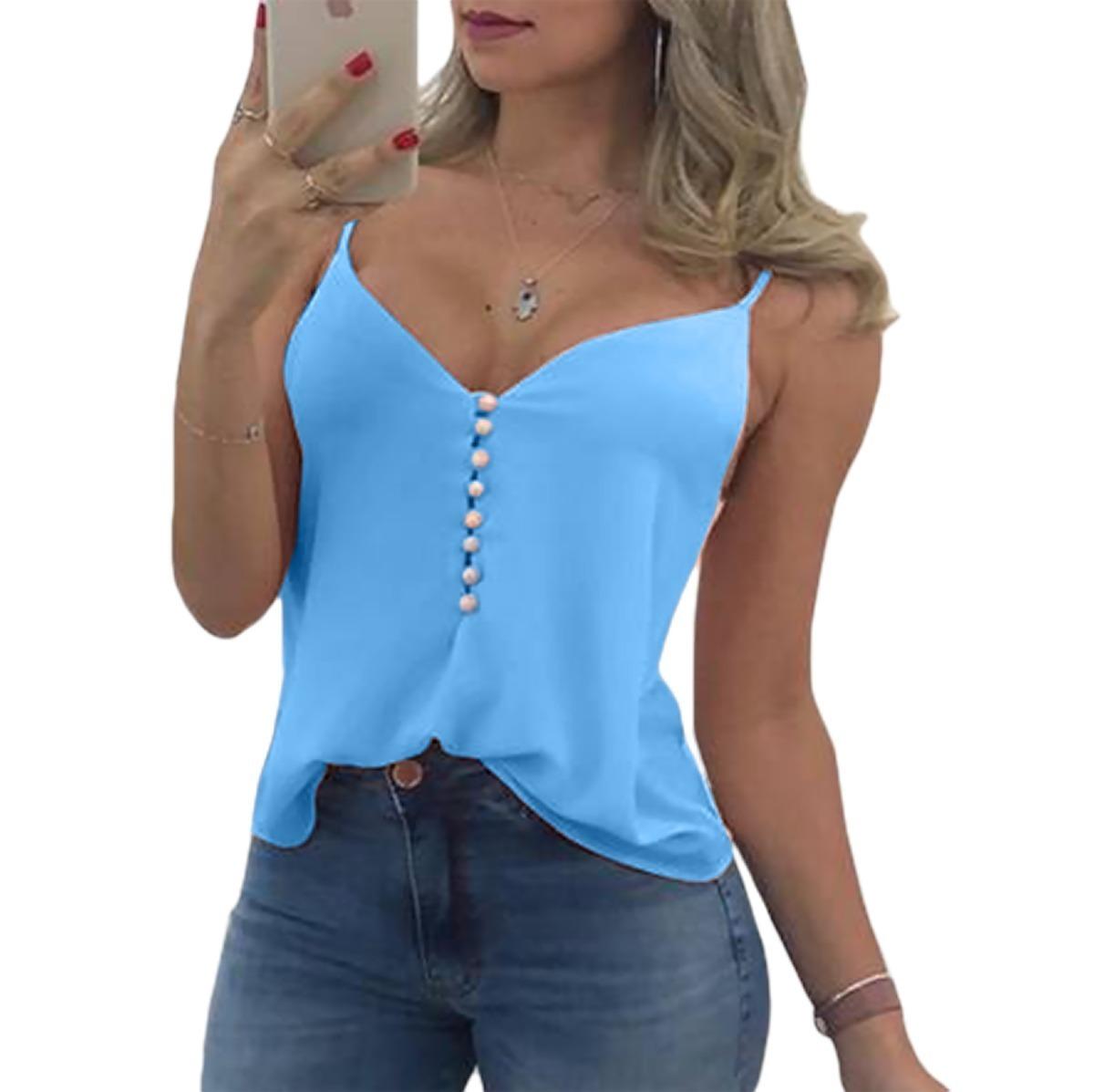 1097d40a0417e kit 2 peças blusa ciganinha feminina pérolas botões pedraria. Carregando  zoom.
