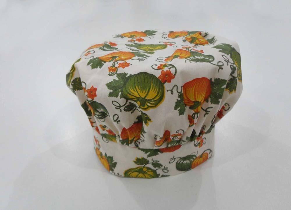 d9736e165ad32 kit 2 peças mestre cuca - avental + chapéu - abobora barato. Carregando  zoom.