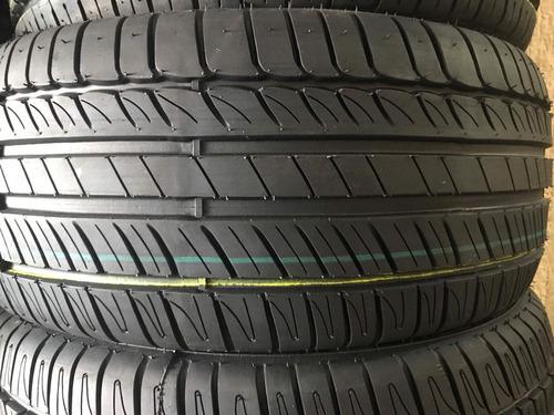 kit 2 pneu 215/45-17 primeira linha remold novo