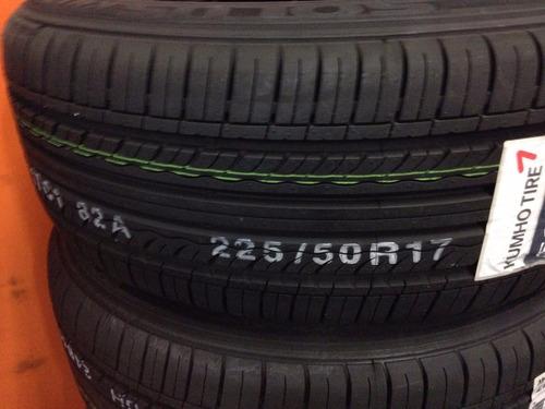 kit 2 pneu 225/50 r17 kumho kh17 94v original cruze !!!!