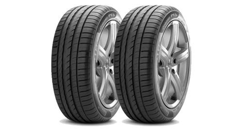 kit 2 pneus 195/55 r15 pirelli p1 plus cinturato apr601309q