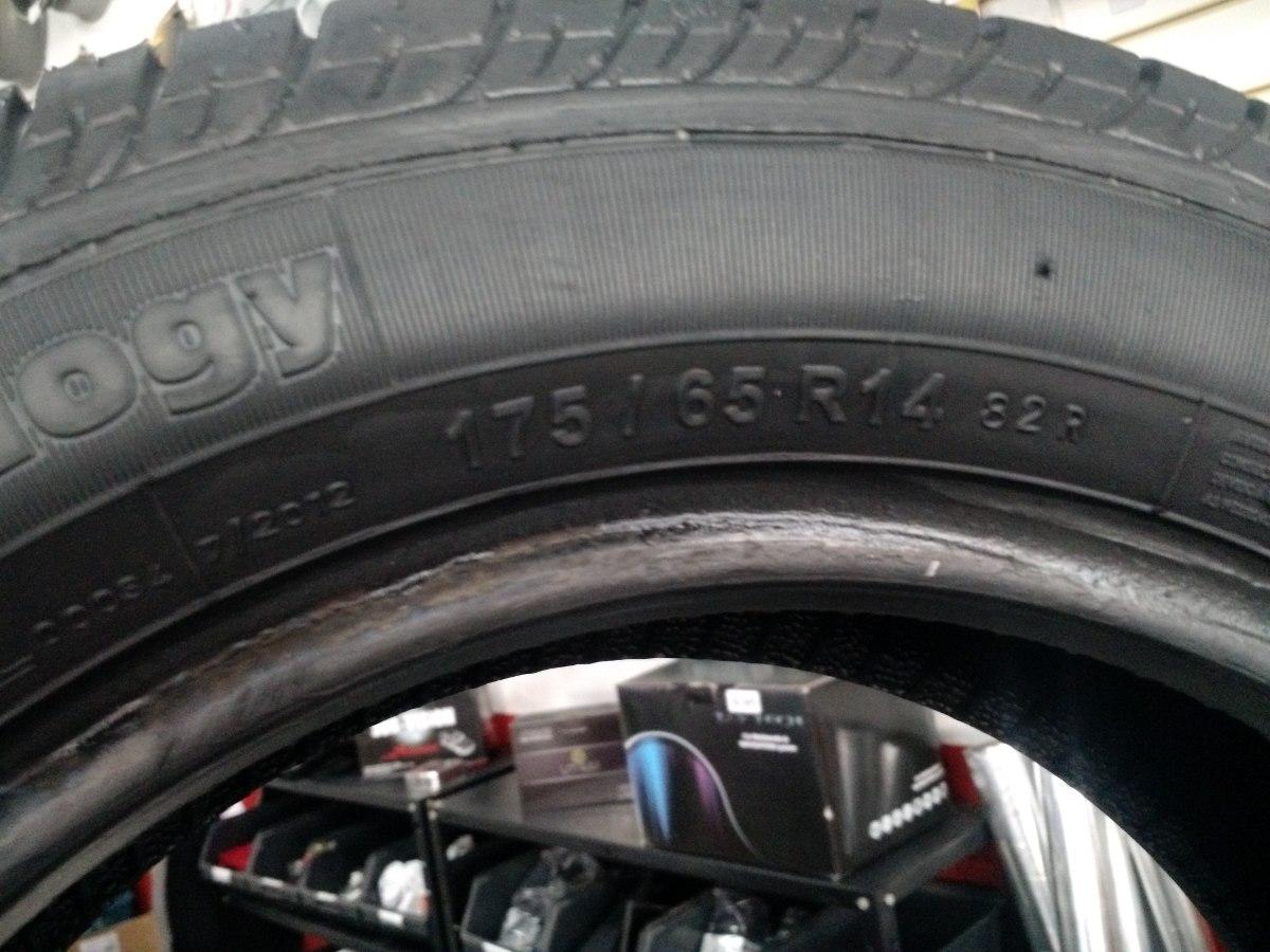 df6afce94 kit 2 pneus aro 14 175 65 r14 remold modelo pirelli p4. Carregando zoom.