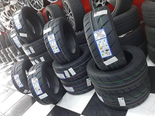 kit 2 pneus aro 15 toyo 205/50/15 89w proxes r888r