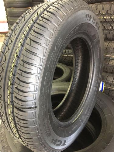 kit 2 pneus remold novo 175/70r14 primeira linha