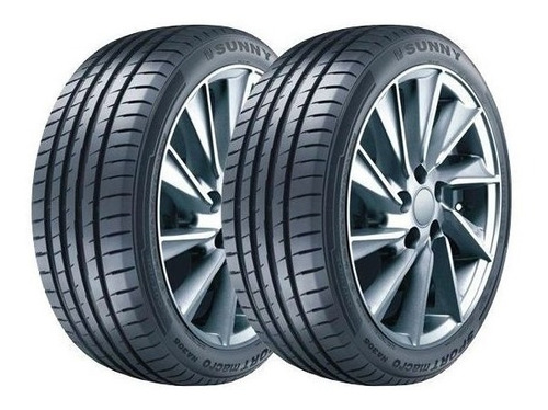 kit 2 pneus sunny aro 17 225/50r17 na-305 98w mp