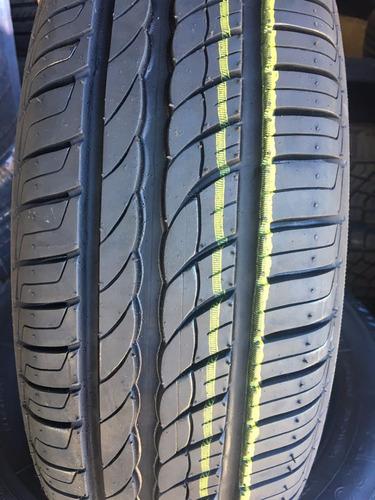 kit 2 pneus175/65r14 remold novo pirelli p1 frete grátis