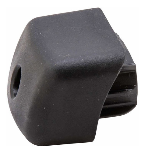 kit 2 ponteiras acabamento de barras de aço thule 50481 x 2