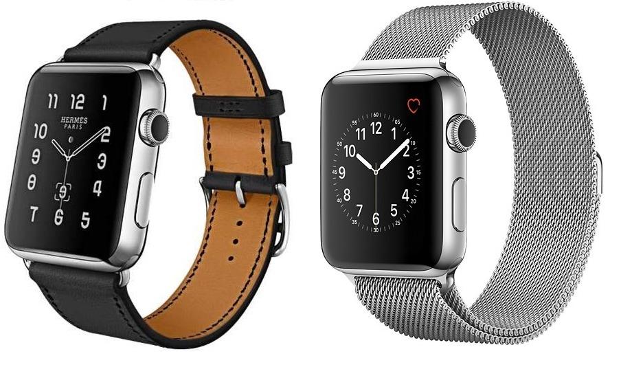 4cd8f57339a Kit 2 Pulseiras Apple Watch