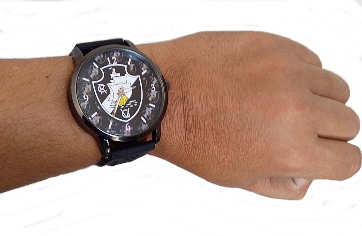 e23405bc831 kit 2 relógio pulso esportivo masculino vasco da gama oferta. Carregando  zoom.