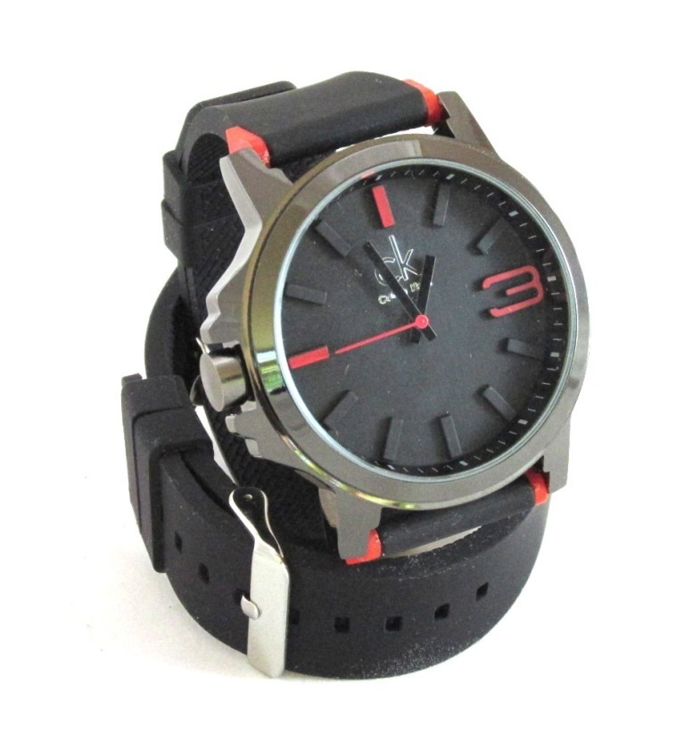 bdac182582e kit 2 relógios masculino ck esportivo + brinde - promoção! Carregando zoom.