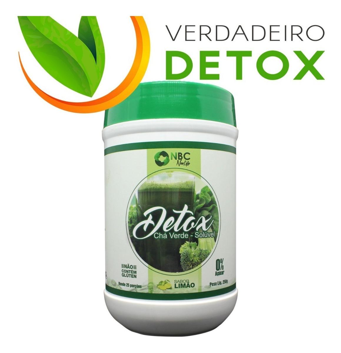 detox shake resultados