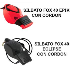 Epik CMG Naranja naranja Silbato Fox40/Fox 40//árbitro arbitri F/útbol