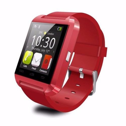 d68e2618837 Kit 2 Smartwatch U8 Relogio Inteligente Bluetooth Smartphone - R ...