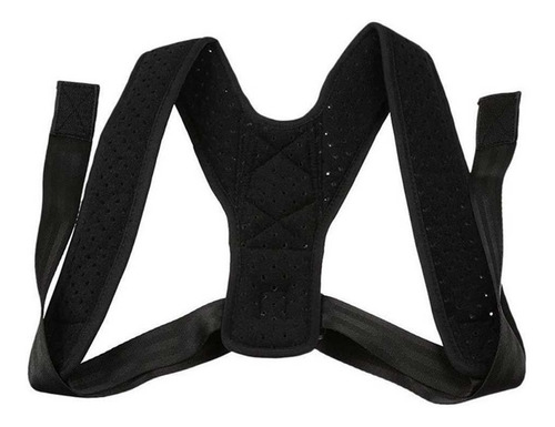 kit 2 soporte corrector lumbar postura ajustable unisex