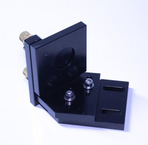 kit 2 soportes bases de espejos para máquina de corte láser