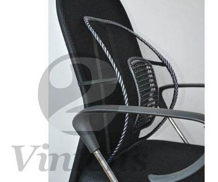 kit 2 suporte apoio lombar encosto postura ergonômic cadeira