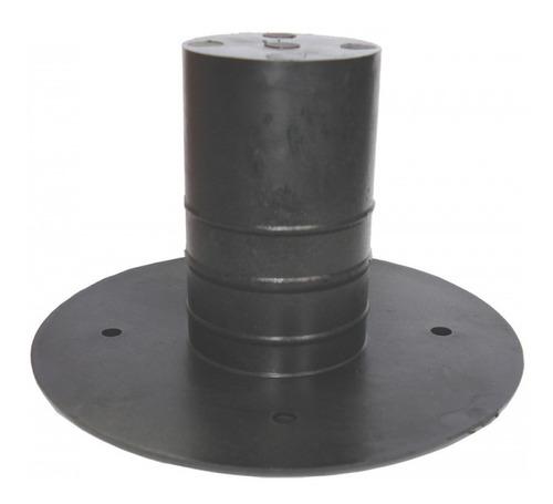 kit 2 suporte caixa acústicas com 8 cantoneiras e parafusos